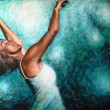 Surrender, Private collection, by Lisa Corston-Buddle